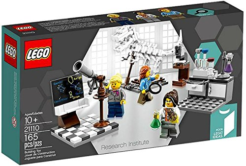 Lego Research Institute Female Scientists